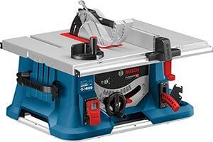 Sega da banco Bosch Professional GTS 635-216