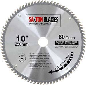 Lama per sega circolare saxton
