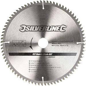 Lama per sega circolare silverline
