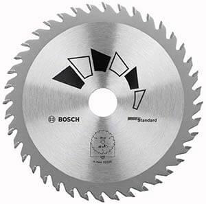 Lama sega circolare Bosch