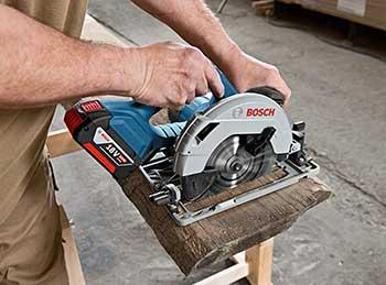Caratteristiche Bosch Professional GKS 18V-57 G