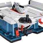 Sega da banco Bosch GTS 10 XC: Recensione, Opinioni e Prezzo