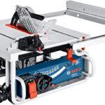 Banco sega Bosch GTS 10 J: Recensione, Opinioni e Prezzo